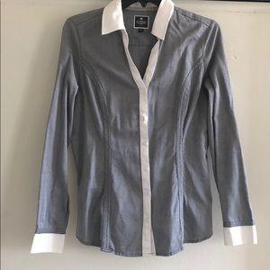 Express - The Essential Shirt - Size Medium